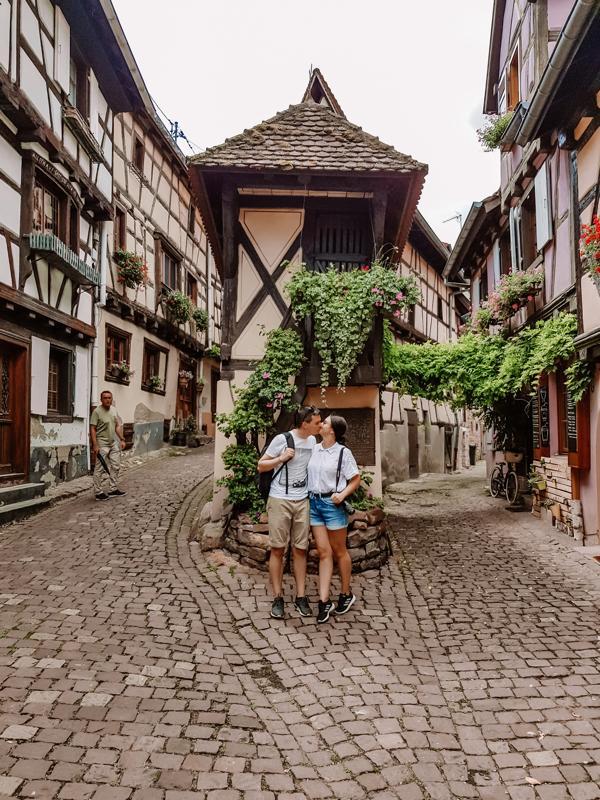 Eguisheim si Strasbourg - 3 zile in Franta