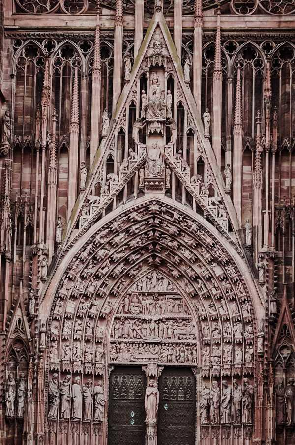 Strasbourg - 3 zile in Franta