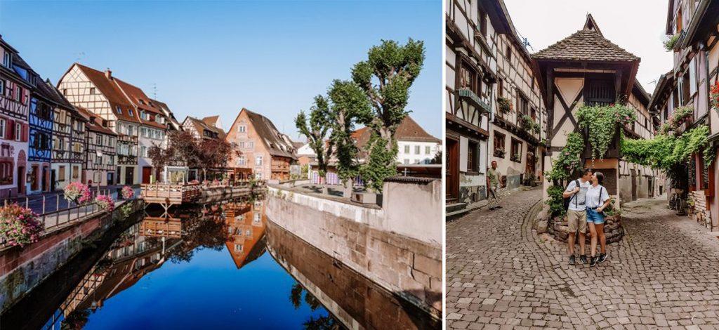 Colmar, Eguisheim si Strasbourg - 3 zile in Franta