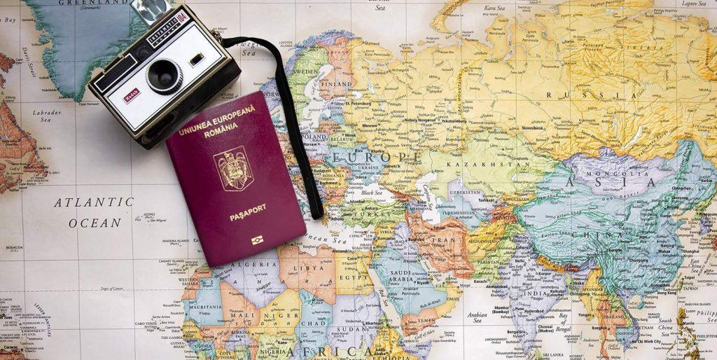 Pasaportul Romanesc se afla in Top 10 in Lume