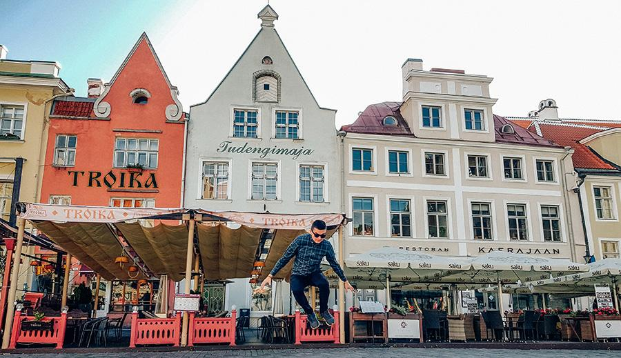 Tallinn, Estonia - Mic ghid de calatorie