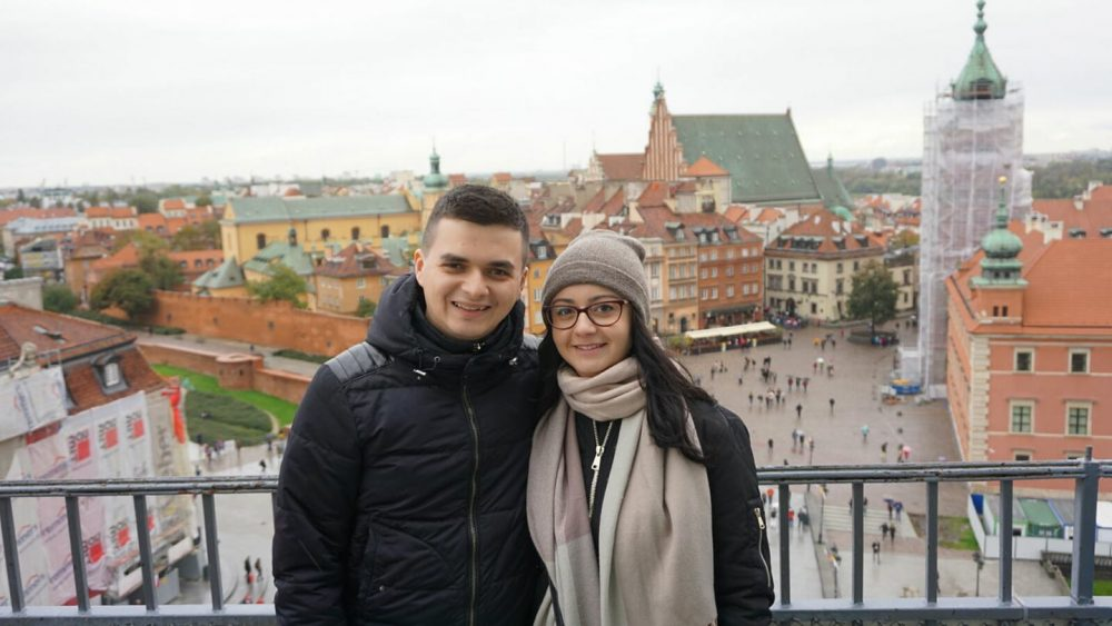 Targul de Craciun din Varsovia la preturi reduse