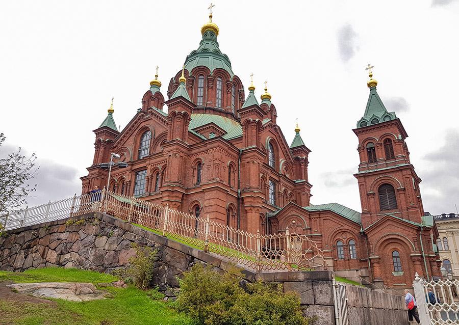 Uspenski- Mic ghid de vizitare a capitalei Finlandei
