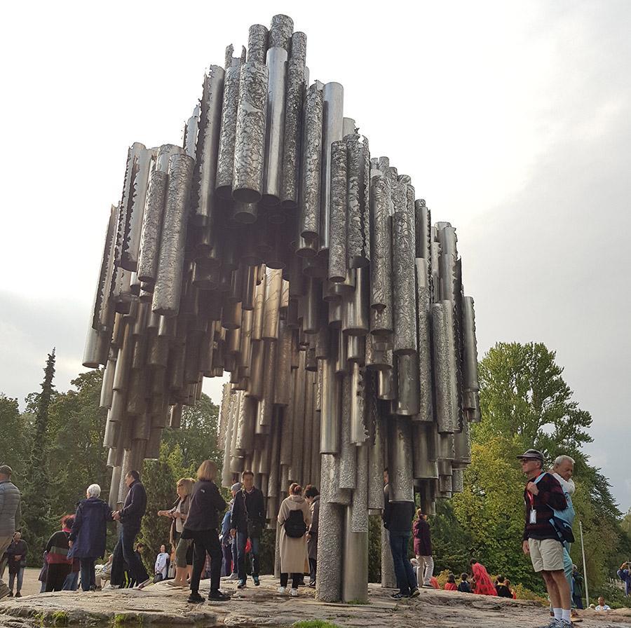 Mic ghid de vizitare a capitalei Finlandei