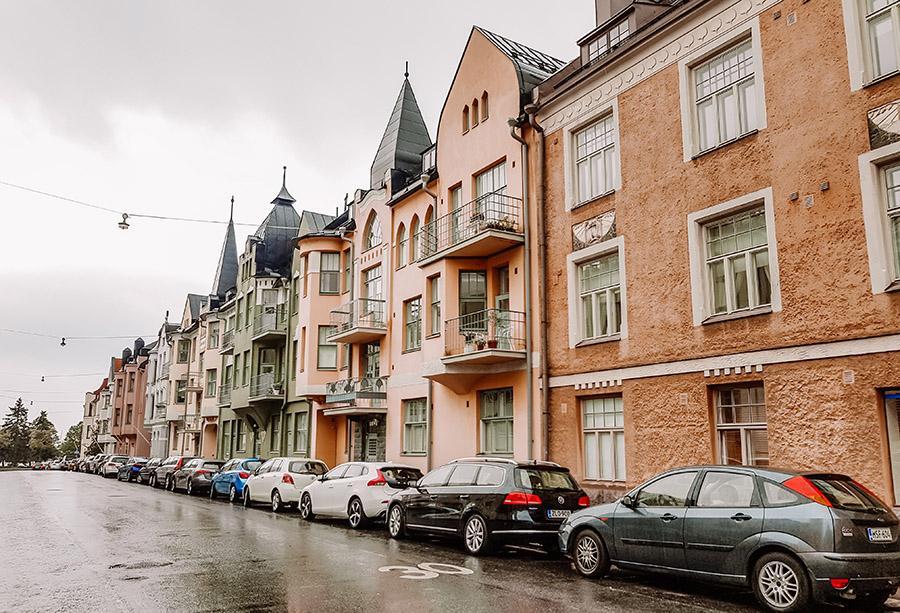Huvilakatu - Mic ghid de vizitare a capitalei Finlandei