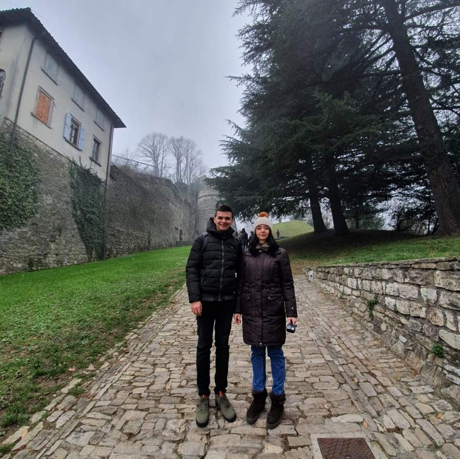 Oraselul cetate din Lombardia